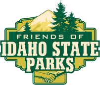 Friends of Idaho State Parks logo