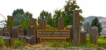 Hells Gate Park