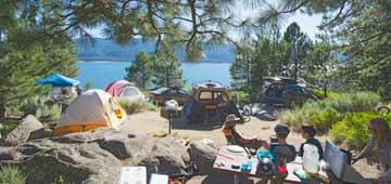 Lake Cascade Park