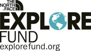 north face explore fund logo