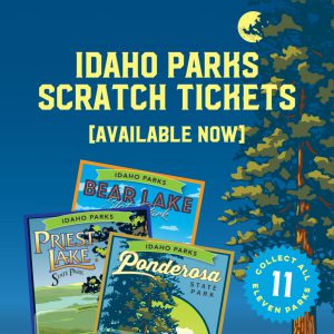 idaho parks scratch tickets available now