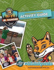 Cover of 2019 Junior Ranger Guide