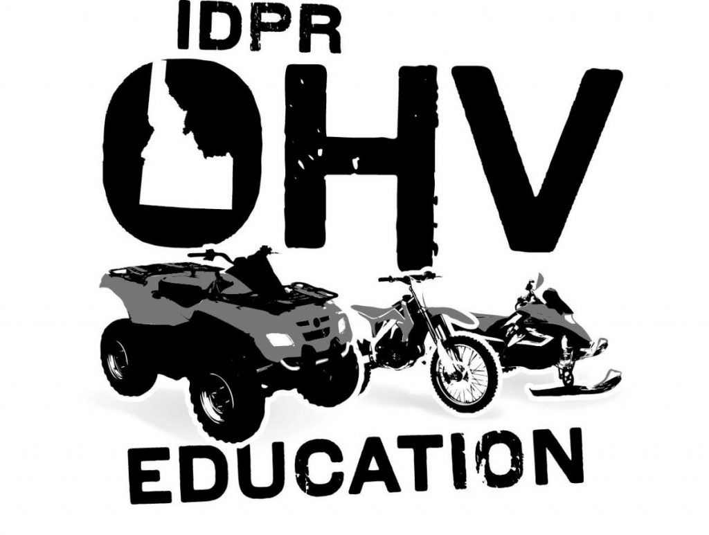 IDPR OHV education logo