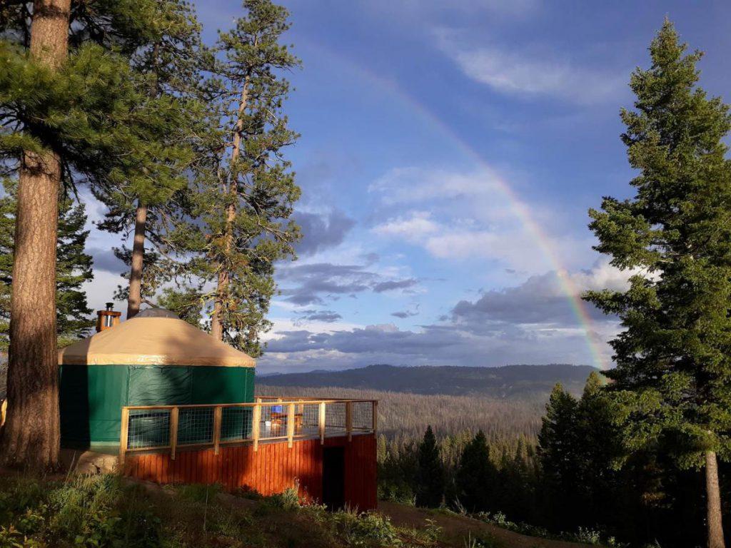 hennessy yurt