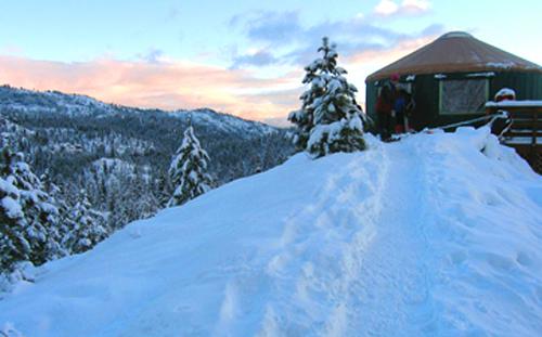 rocky ridge yurt