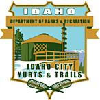 idaho city yurts logo