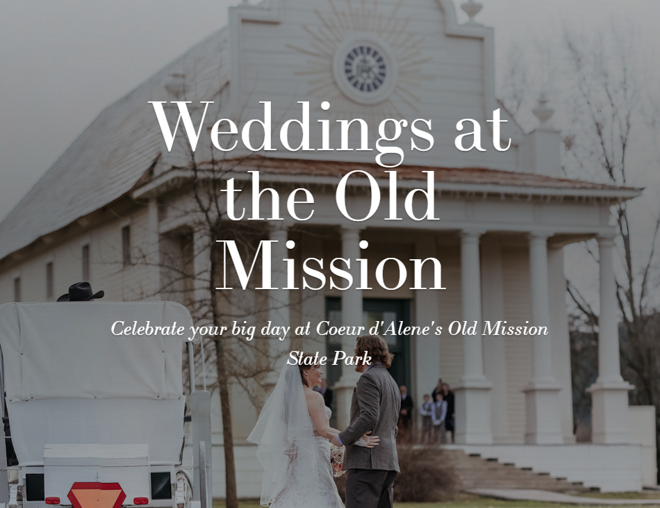 weddings at the old mission