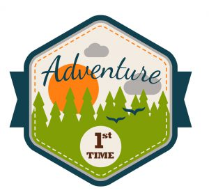 first time adventure logo