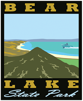 Bear Lake State Park logo
