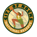 City of Rocks National Reserve logo
