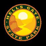 Hells Gate State Park logo