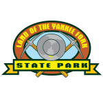 Land of the Yankee Fork State Park logo