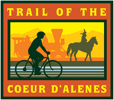 Trail of the Coeur d'Alenes logo
