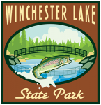 Winchester Lake State Park logo