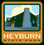 Heyburn State Park logo