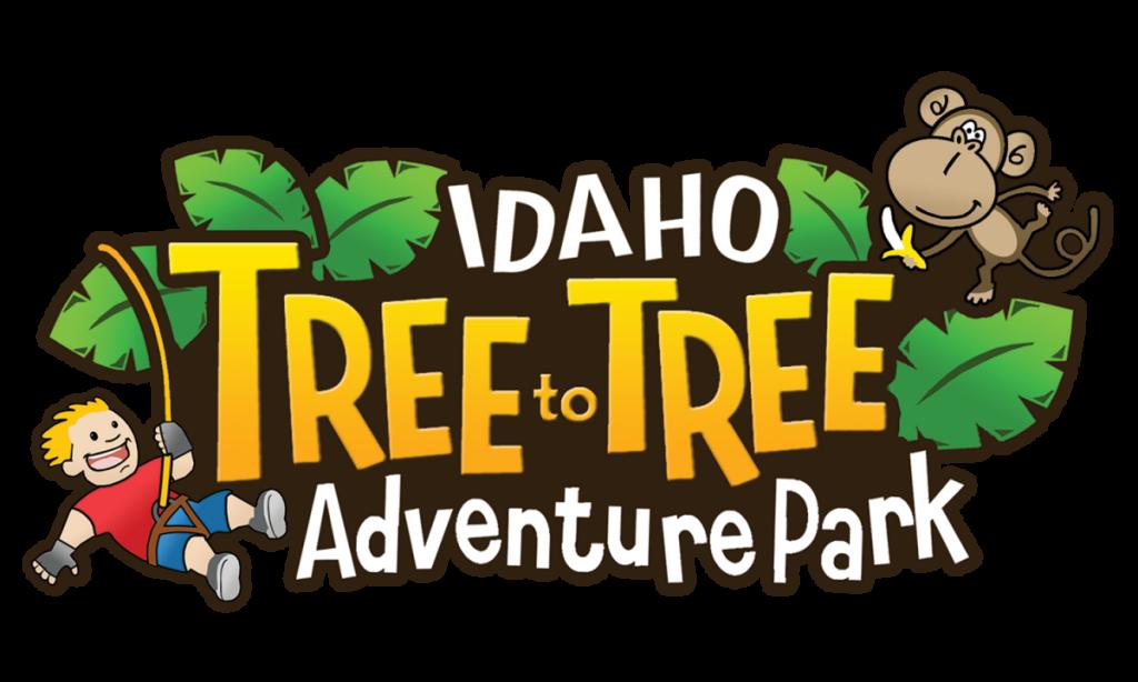 idaho tree to tree adventure park logo