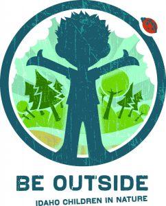 be outside idaho logo